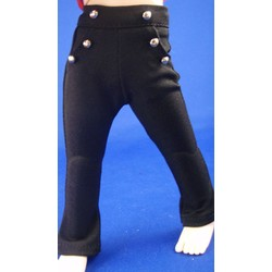 Rivet Pants Black Kid Kio